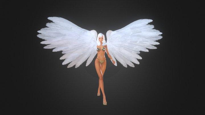 Victoria's Secret 3D Model