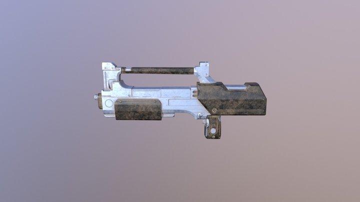 Rusty Braton 3D Model