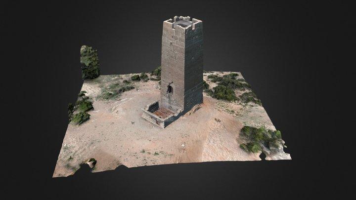 Torre Bofilla 3D Model