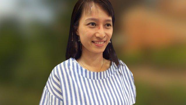 黃幗慧老師 3D Model