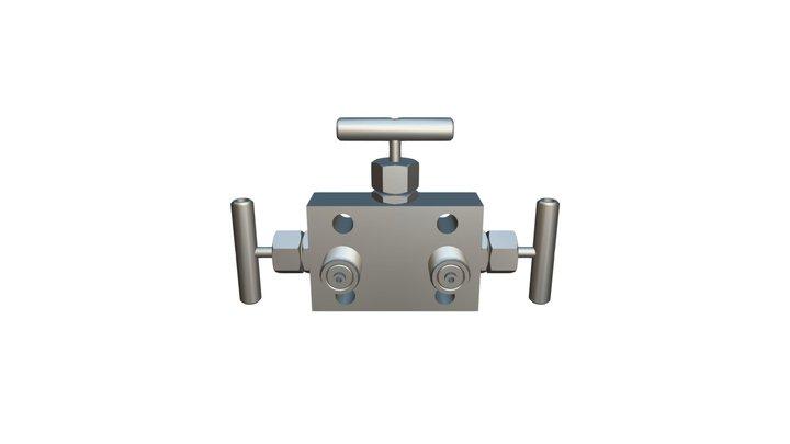 БКН3 3D Model