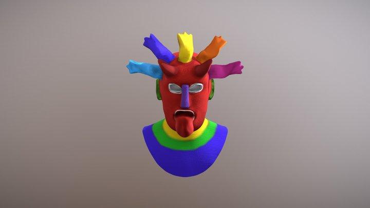 Huma 3D Model