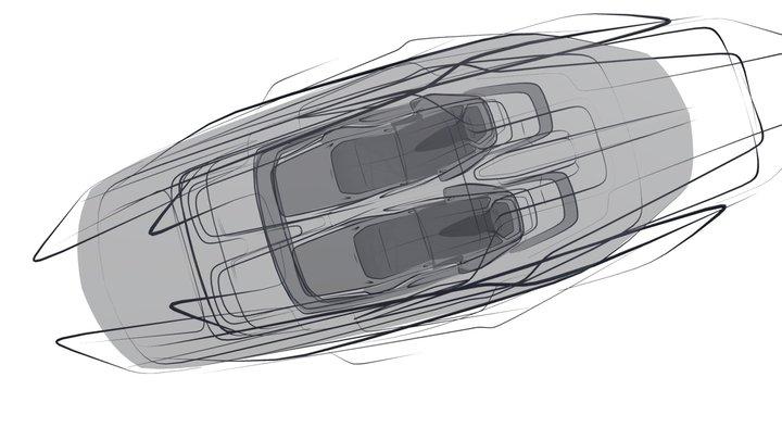 014 3D Model