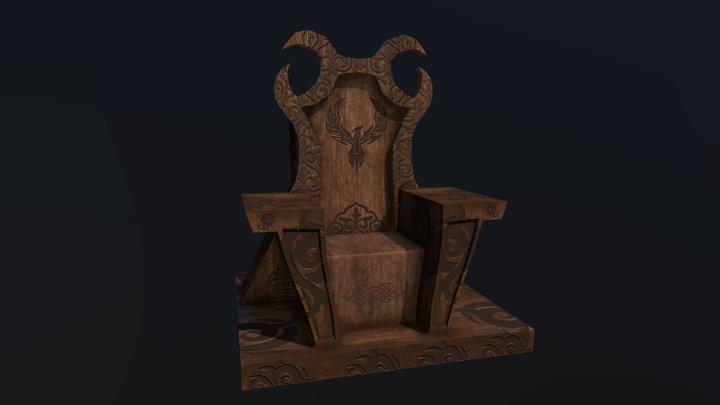 odd 3D Model