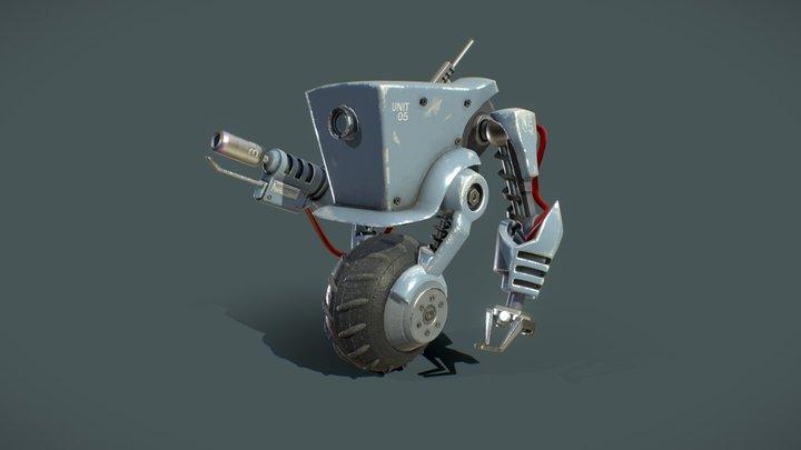 Unit 05 3D Model