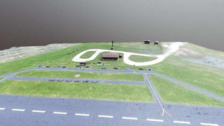 Wingmasters Simplified 3d Mesh 3D Model