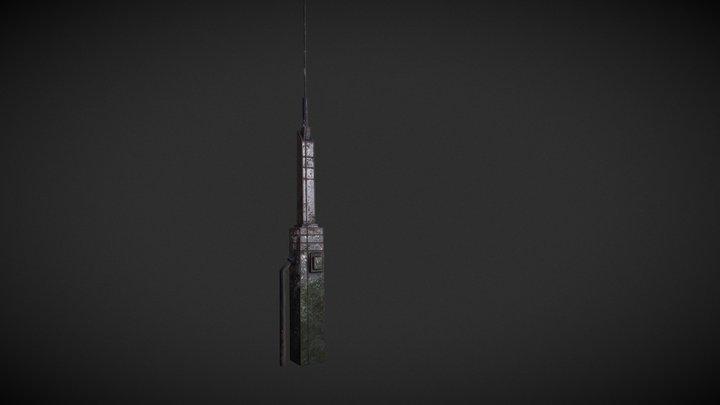 The Arcane Welder | Ariel Post 3D Model