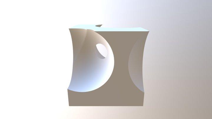 Object 2 3D Model