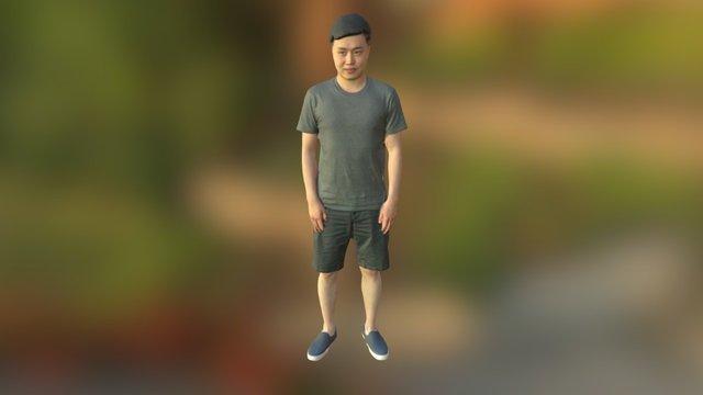 Howard 3D Model