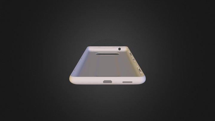 Lumia820 Shell 3D Model