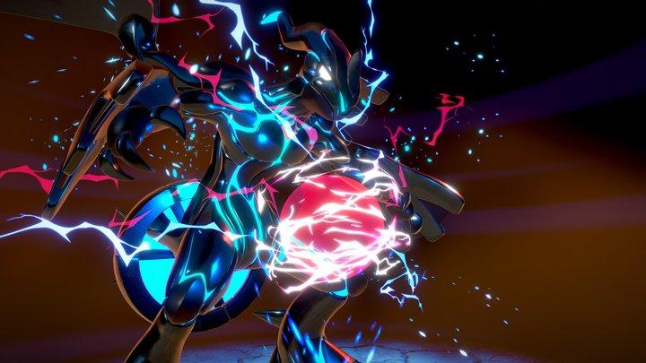 Fusion Bolt 3D Model