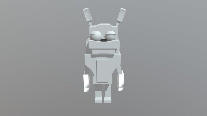 Johny 3D Model