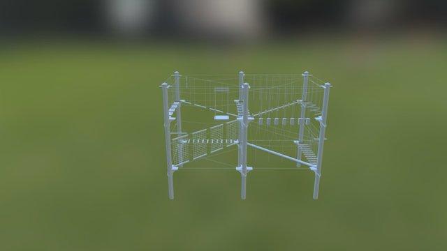 Poligoncek 3D Model