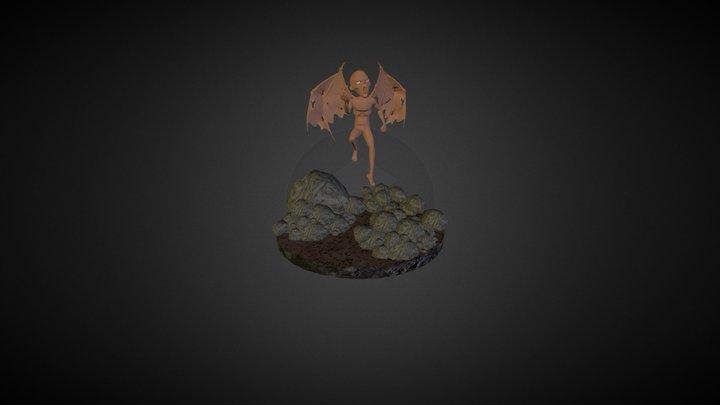 Lullaby 3D Model