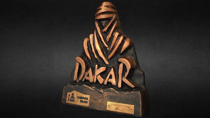 Bedouin, Dakar Rally, Team De Rooy 3D Model