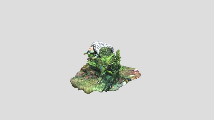 earth:born_forest_death 3D Model