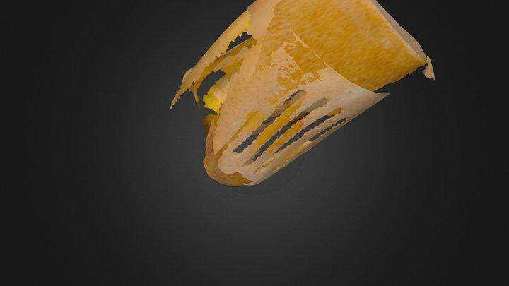 Shoe Horn 3D Model