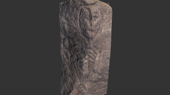 Sikachi-Alyan, Point 2, Stone 63, Image 3 3D Model