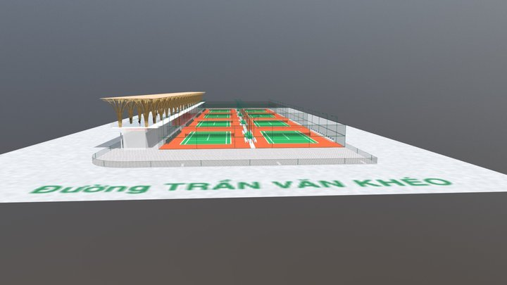 svd 3D Model