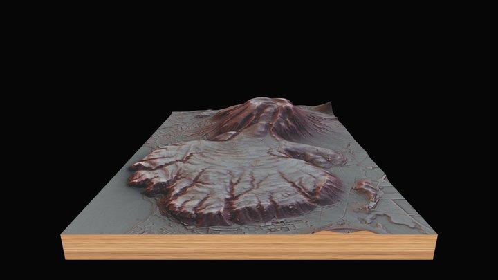 dtm2 3D Model
