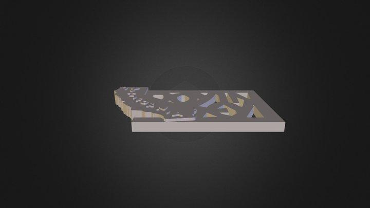 Seyi and Doyin #2 3D Model