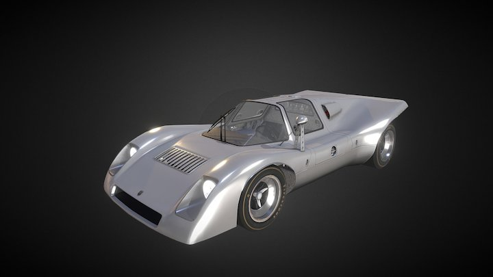 Furia [WIP] 3D Model
