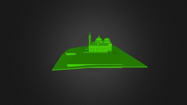 Yesilcami 3D Model