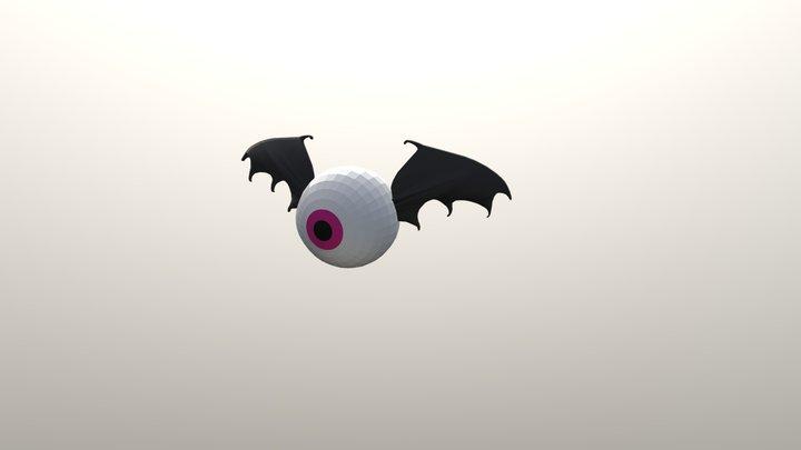 Eye Ball Bois 3D Model