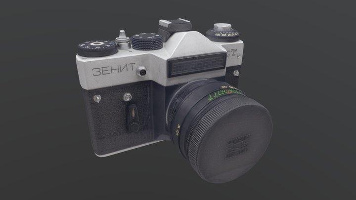 Zenit-ET — FREE 3D Model