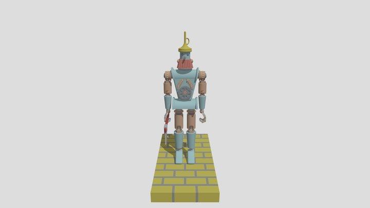 Homework for XYZ School - detailing1 3D Model