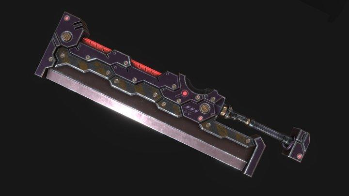 The cracker 3D Model