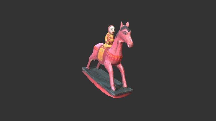Jokey 3D Model