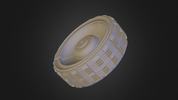 יונס דימה - גלגל 3D Model