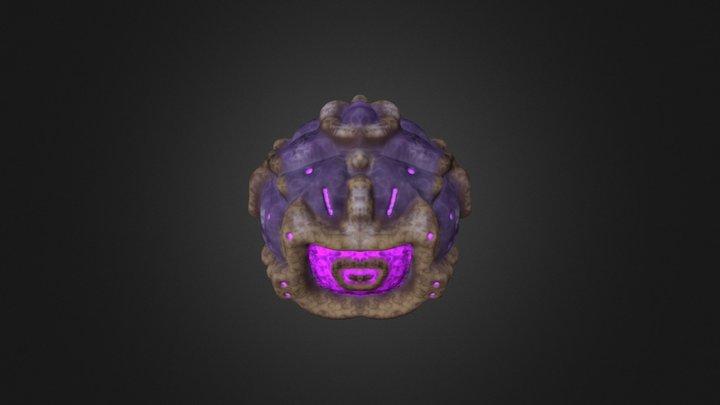 The Ra [Cruiser] 3D Model