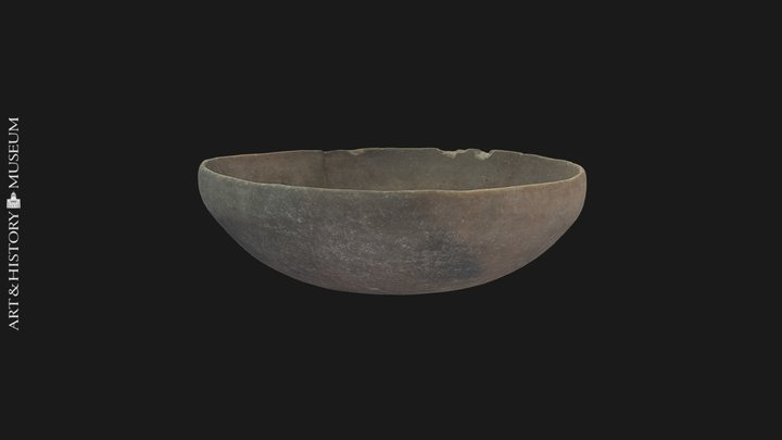 Flat dish - PG.41.1.065 3D Model