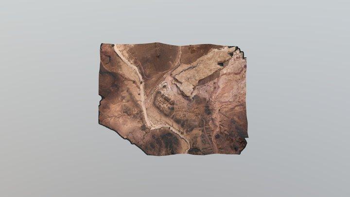 Three-dimensional model of Khirbat al-Jariya 3D Model
