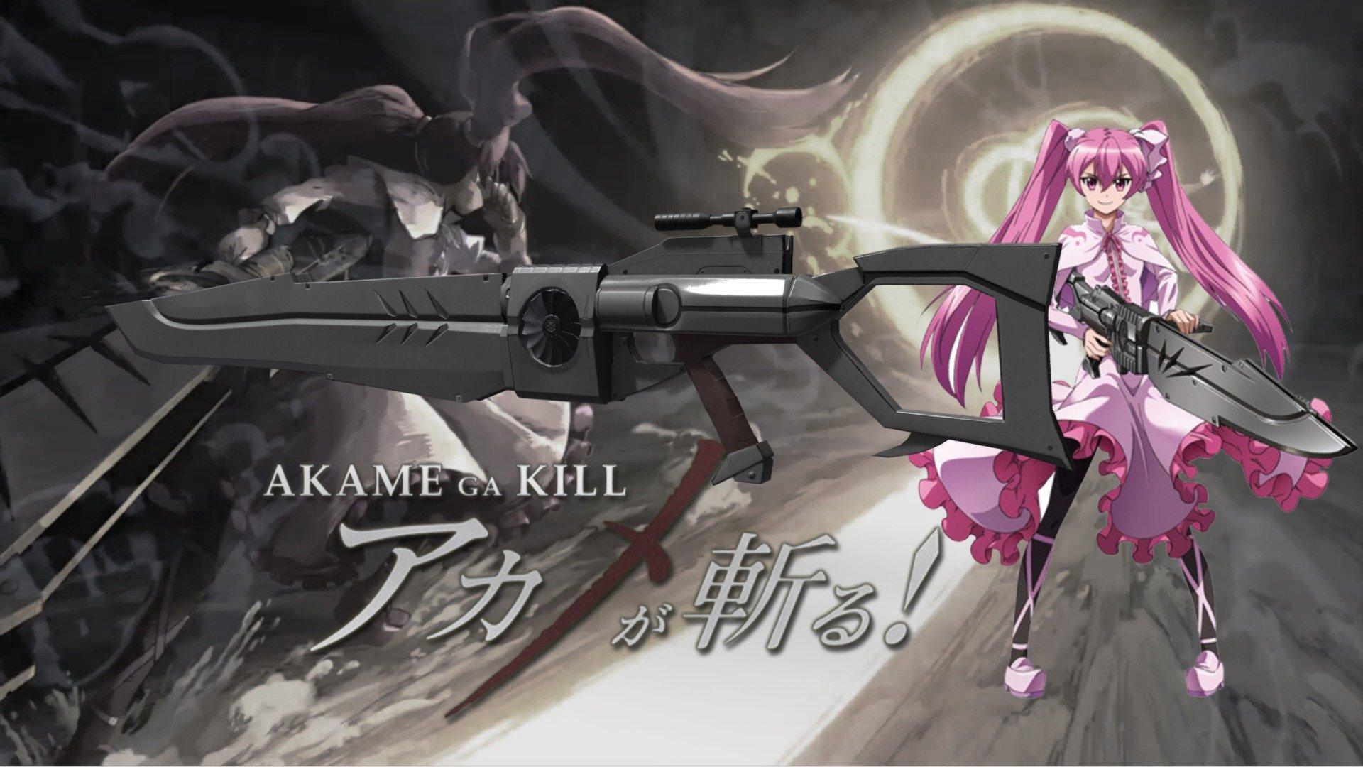 Pumpkin Mine Akame Ga Kill Buy Royalty Free 3d Model By