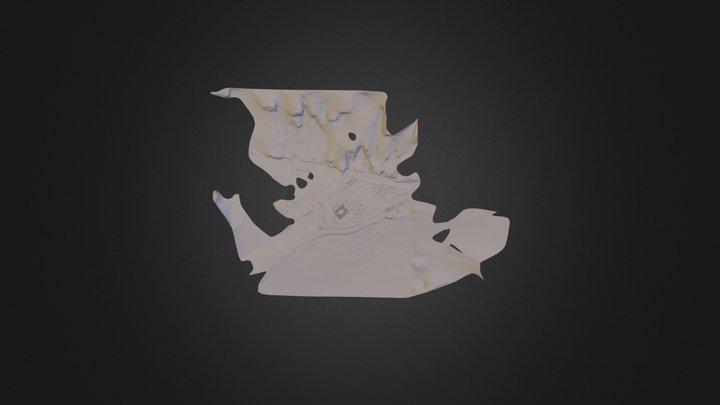 Bob 3D Model