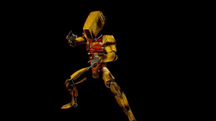 ROBO MARK 13 01 3D Model