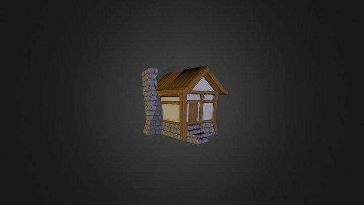 medieval_house 3D Model