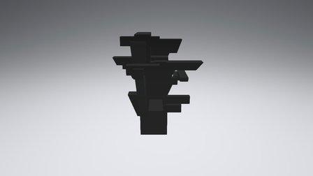 Arbremojo Blocs 3D Model