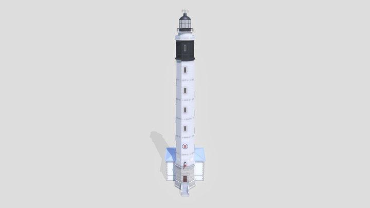 Phare De Calais V1 3D Model