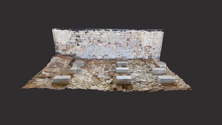 Starby church 1 3D Model