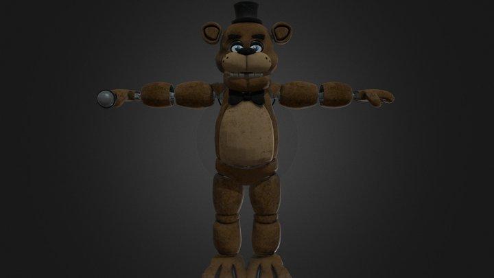 Freddy Fazbear | Help Wanted 3D Model
