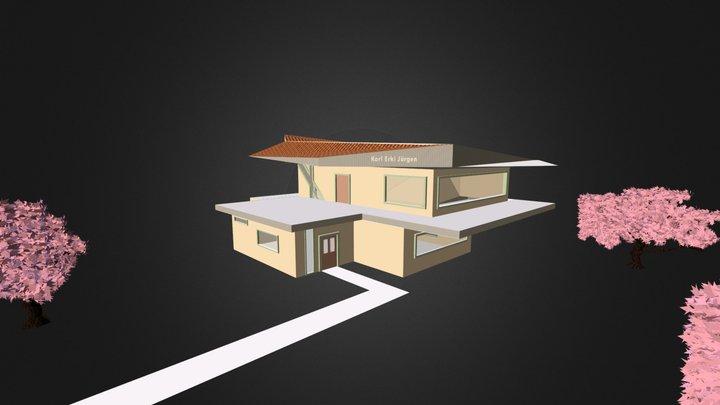 7.Praktikum - mingi maja 3D Model