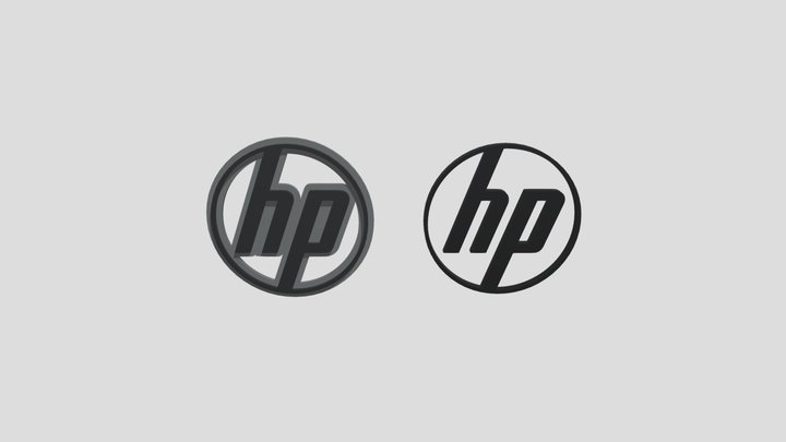 HP 3D Model