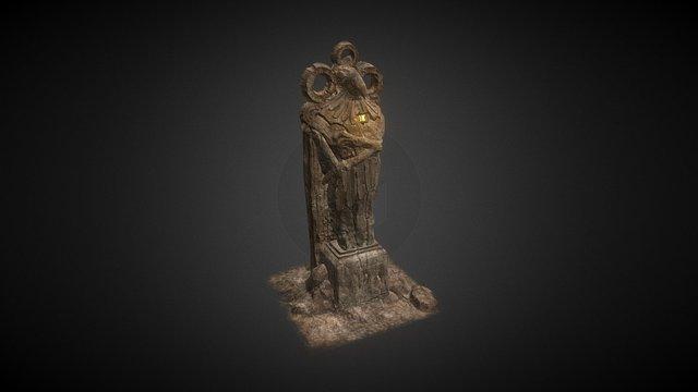 statue_001 3D Model