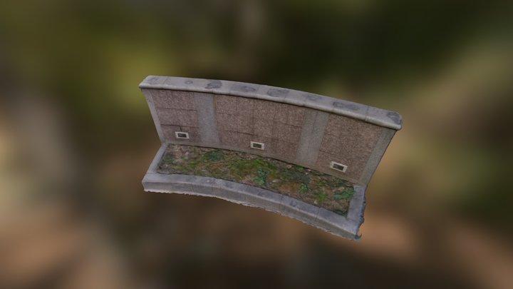 flower bed.zip 3D Model