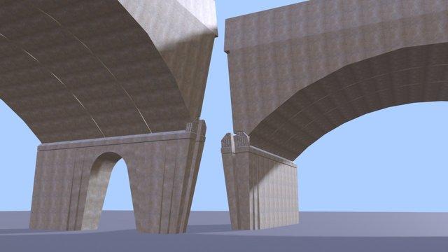 COL Matrix 00 Low 3D Model
