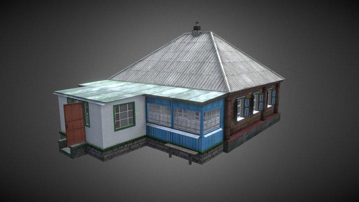 My Grandparents House 3D Model